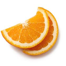organic orange water