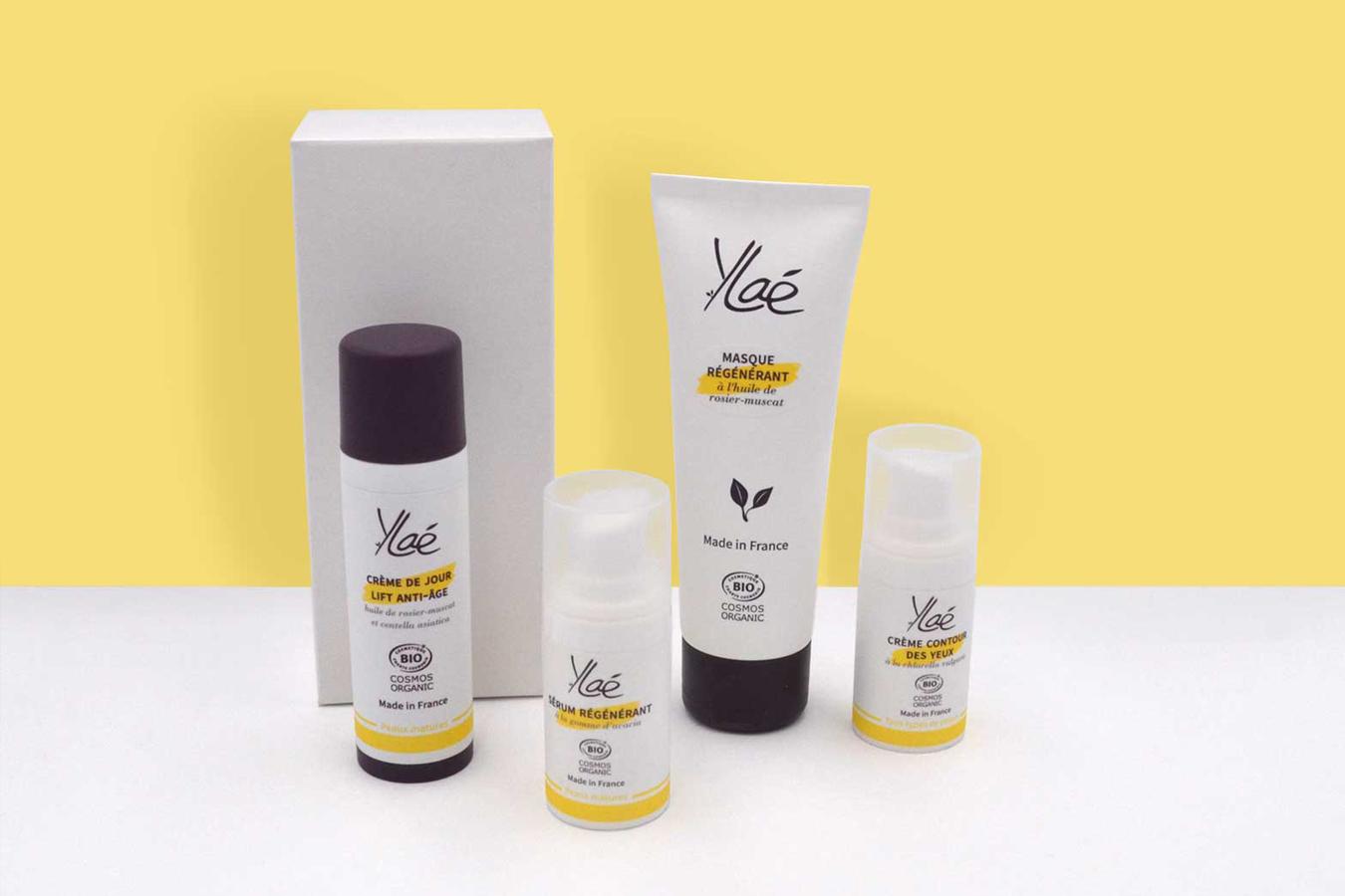 produits de la gamme jaune jeunesse
