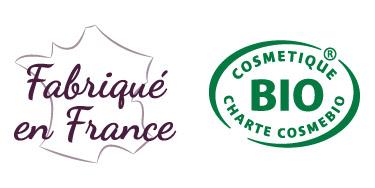 fabricado en Francia y orgánico