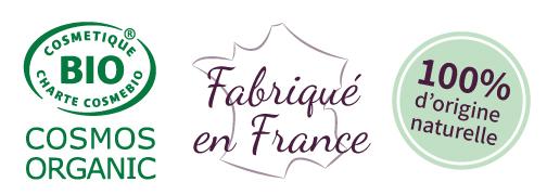etiqueta orgánica francesa