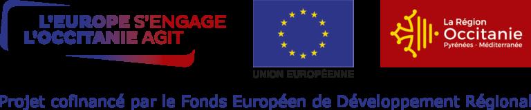 logos région et partenaires