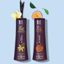 Duo gels douche vanille & fruit de la passion
