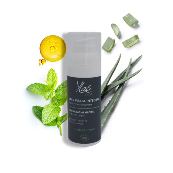 soin visage bio et naturel ylae men
